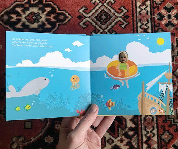 fotocadeau voor kinderen inspiratie feestdagen