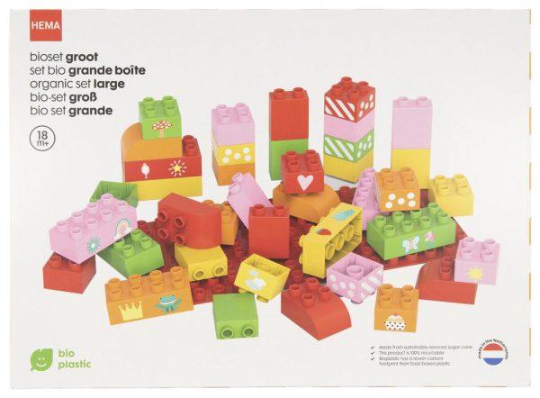 HEMA duurzaam speelgoed bioplastic