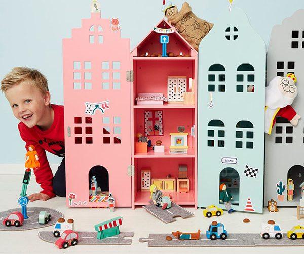 HEMA duurzaam speelgoed hout