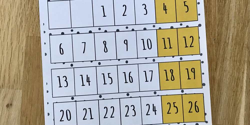 januari gratis printable maandplanner kinderen