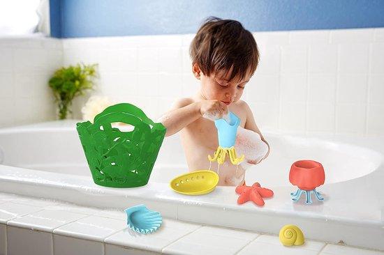 green toys badspeelgoed kindvriendelijke badkamer