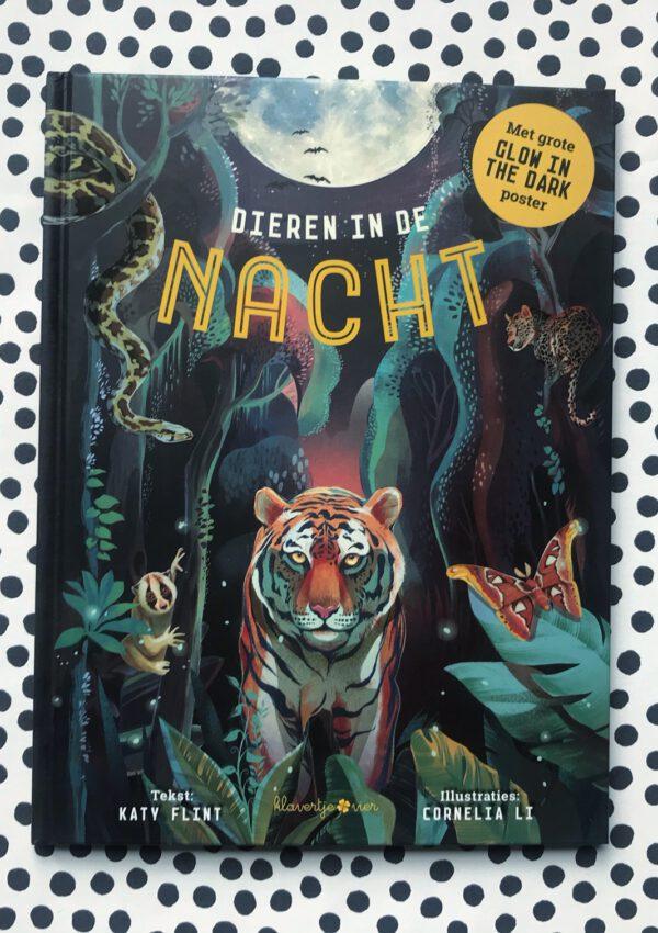 Gaaf: 3x kinderboeken met glow in the dark!
