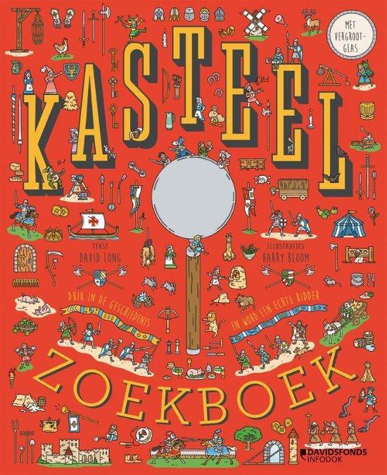 kasteel zoekboek kinderboekenweek tip