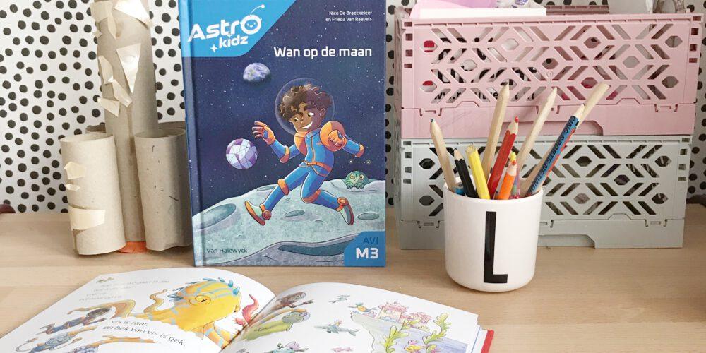 AstroKidz AVI-leesboekjes