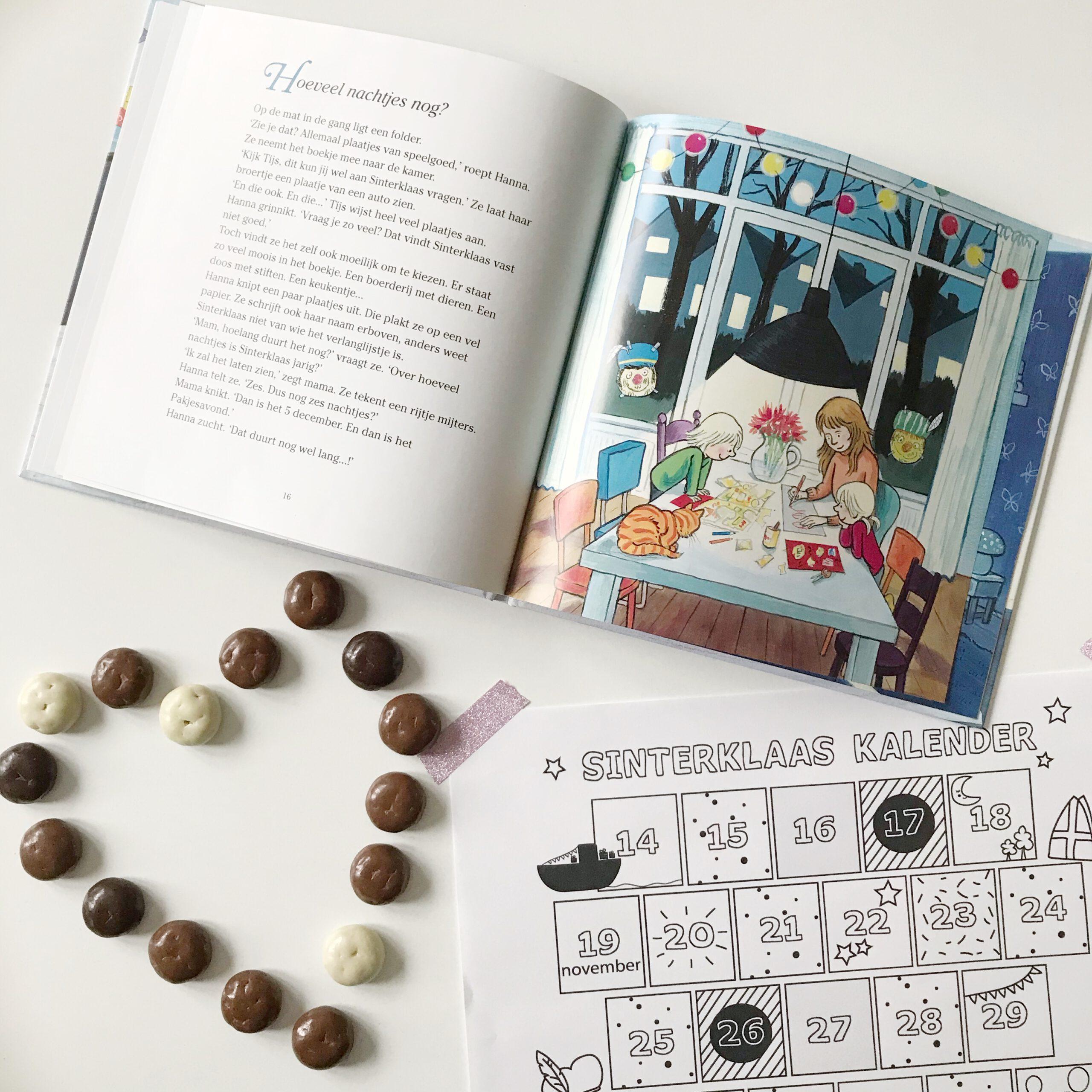 daar is sinterklaas - kinderboeken over sinterklaas