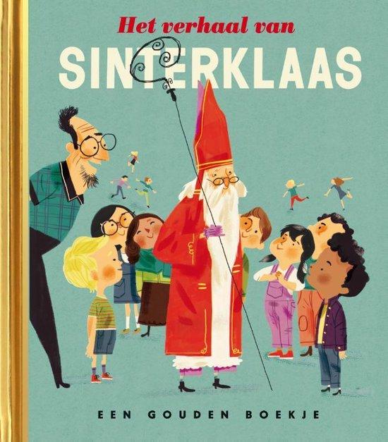 het verhaal van Sinterklaas kinderboek