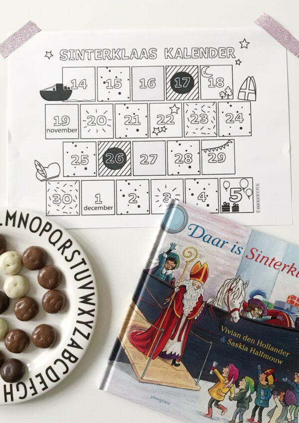 5x moderne kinderboeken over Sinterklaas