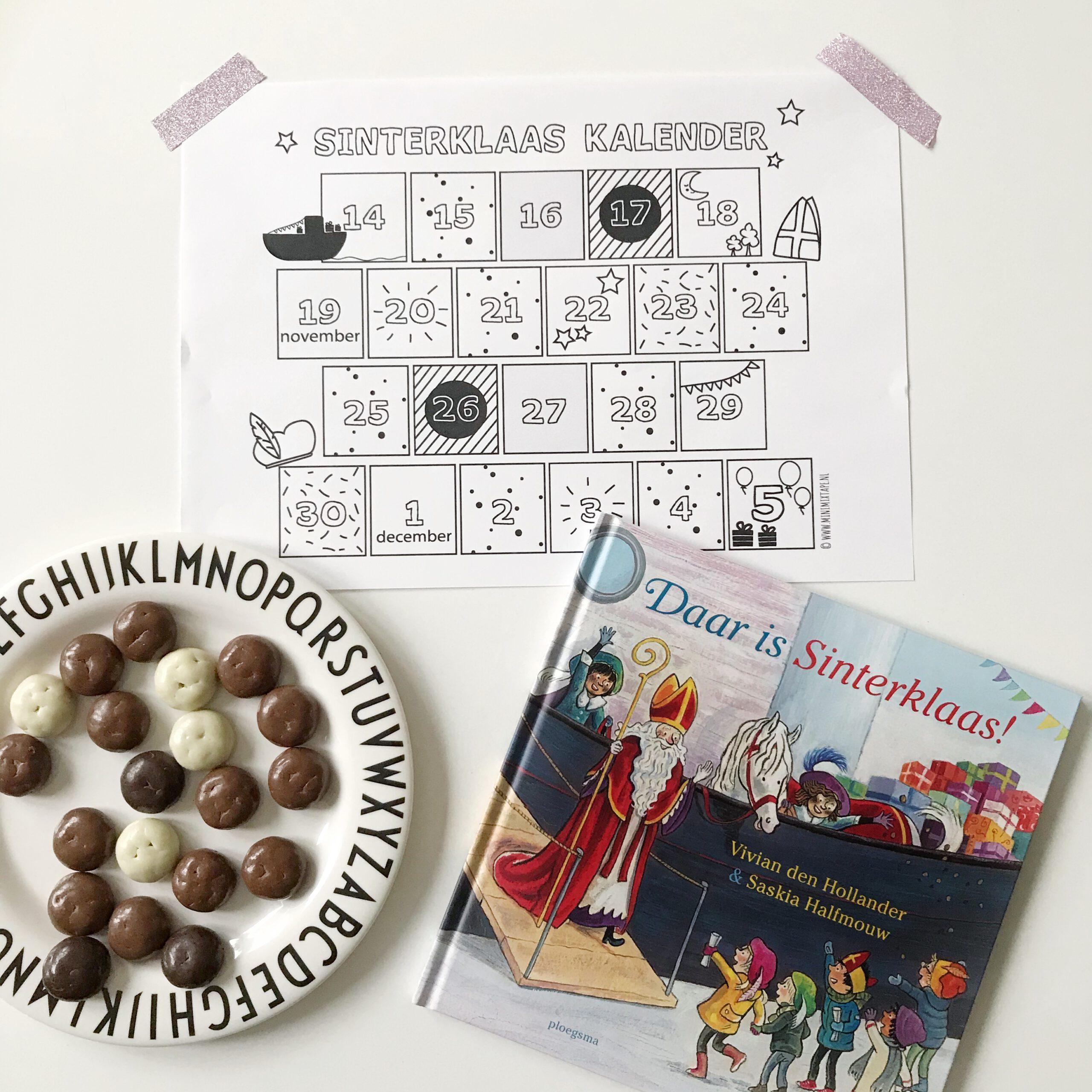 moderne kinderboeken over Sinterklaas