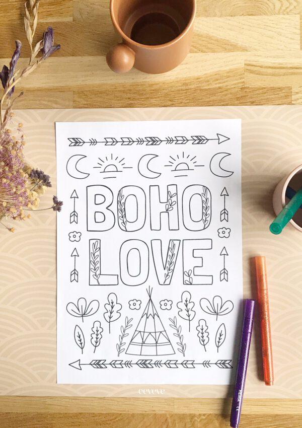Boho love: hier shop je de mooiste boho merken voor vrouwen en kinderen (+ kleurwedstrijd)