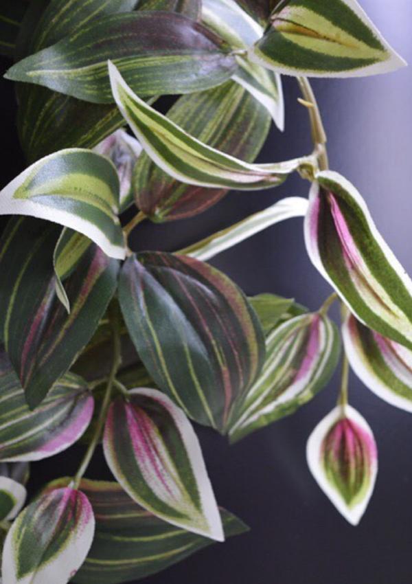 Gemakkelijk groen in de kinderkamer met kunstplanten